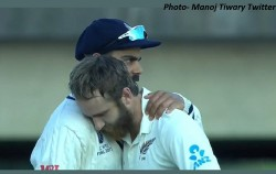 Kane Williamson Reveals After Winning Wtc Final Why He Hugged Virat Kohli And Rested His Head