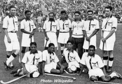 Tokyo Olympics 2021 Glory Of India 1936 Olympics Hat Trick Of Gold Led By Dhyan Chand Hockey Team