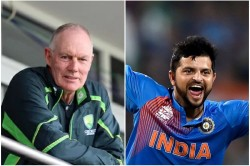 Suresh Raina Reveals His Connection With Greg Chappell And Sachin Ganguly Equation