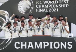 Wtc Final Kane Williamson Got Icc Title After Wc 2019 Heartbreak Gave This Statement As A Champion