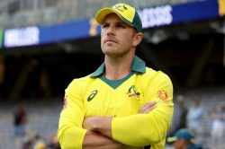 Aaron Finch Found It Difficult To Face Saeed Ajmal