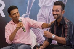 Ajinkya Rahane Said Dravid Told Me You Are Scoring A Lot Of Runs You Will Get A Place