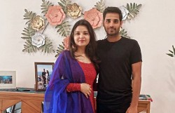 Bhuvneshwar Kumar Is Home Quarantining With His Wife After Affected By Covid Symptoms