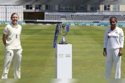 England Women Vs India Women Only Test England Women Won The Toss Five Test Debutants For India