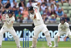 England Vs New Zealand 2nd Test Kiwi Team Faced Another Batting Collapse Take Lead Of 85 Runs