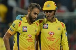 Imran Tahir Said Ms Dhoni Makes My Job Easier While Bowling