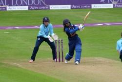 England Women Vs India Women Odi Series Mithali Raj Celebrates 22 Years Of International Cricket
