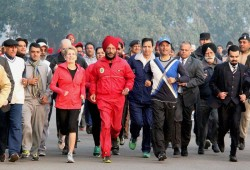Milkha Singh Amidst All The Achievements There Was A Regret Of Falling Behind In The Race Of Life