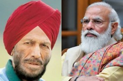 In Mann Ki Baat Pm Modi Mentioned Milkha Singh Gave Advice To The Countrymen