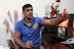 Sushil Kumar Demands Tv From Tihar Jail Administration For Getting Wrestling Updates
