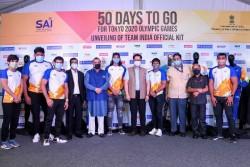 India Releases Tokyo Olympics Uniform Pm Narendra Modi Held Review Meeting Kiren Rijiju Gave Update