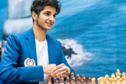 Vidit Gujrathi Becomes 4th Indian To Qualify For Chess World Cup 2021 Holding In Russia
