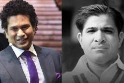 Icc Hall Of Fame 2021 Sachin Tendulkar Praises Icc For Inducting Vinoo Mankad In Legendary Club