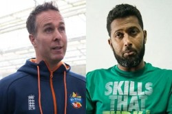 Wasim Jaffer Trolls Michael Vaughan For Backing New Zealand To Win The Wtc Final