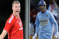 Yuvraj Singh Recalls His Epic Banter With Andrew Flintoff In T20 Wc
