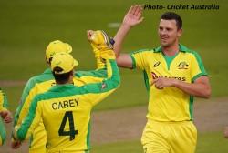 Australian Cricket Team Gives Surprise Kneeling First Time For Black Lives Matter Support