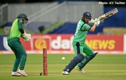 Andy Balbirnie Played A Tremendous Innings Ireland Defeated South Africa First Time In Odi