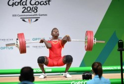 Tokyo Olympics 2020 Ugandan Weightlifter Julius Sekitoleko Missing From Pre Training Camp