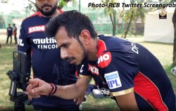 Rcb Celebrates Yuzvendra Chahal Birthday Sharing A Special Video On This Occasion