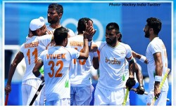 Tokyo Olympics 2020 Indian Men S Hockey Begins With Victory Beats New Zealand 3