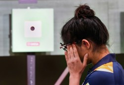 Tokyo 2020 India S Campaign In Pistol Shooting Ends Manu Bhaker Fails To Reach 25m Final