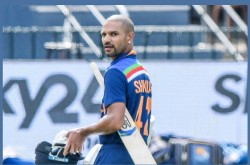 Ind Vs Sl Shikhar Dhawan Will Not Be Part Of The Remaining Two T20is Has Been Isolated Report