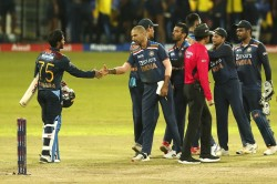 Ind Vs Sl Shikhar Dhawan Gave A Statement After The Defeat We Have One Batsman Less