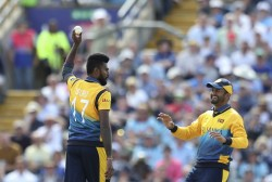 Sri Lanka Left Hand Pacer Isuru Udana Says Goodbye To International Cricket At 33 Age