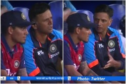 Ind Vs Sl Rahul Dravid S Role In Deepak Chahar S Innings Came Out Of Dressing Room Sent Message