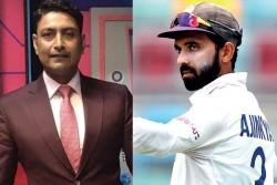 Former Cricketer Deepdas Gupta Took Dig Ajinkya Rahane Why He Is Not Same Player Like He Was In