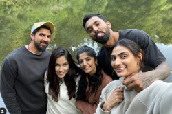 Kl Rahul Is Roaming In England With Athiya Shetty Picture Surfaced