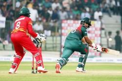 Tamim Iqbal Hits Century Bangladesh Win Odi Series By 3 0 From Zimbabwe