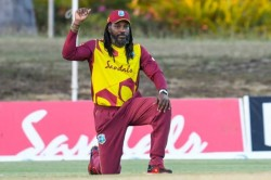 After Playing A Amazing Innings Chris Gayle Targeted The Icc Said I Am The Boss