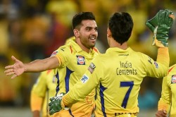Ms Dhoni Play Important Role Was Behind Deepak Chahar Innings
