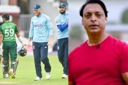 England Vs Pakistan 2nd T20i Shoaib Akhtar Slams Babar Azam Captaincy Says Poor Decision