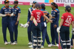 England Women Vs India Women 2nd T20i Harmanpreet And Company Beats England In Final Over Thriller