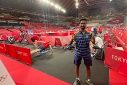 Tokyo Olympics Table Tennis Star Sathiyan Ganasekaran Reveals His Experience After Reaching Japan