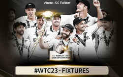 Icc Announces The Schedule Of World Test Championship 2021 23 Know Matches For India