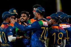 Sri Lanka Announce 25 Member Squad For India Series Dasun Shanaka Appointed As A Captain
