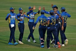 Sri Lanka Vs India Icc Fined Sri Lankan Team For Slow Over Rate In 2nd Odi Against Team India
