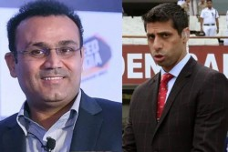 Virender Sehwag Ashish Nehra Picks Probable Team India For T20 World Cup