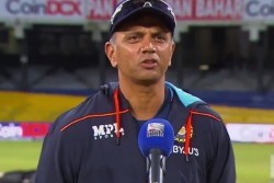 India Vs Sri Lanka Rahul Dravid On 11 Players Debut For India Says They Aren T Here For Vacation