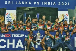 India Vs Sri Lanka Slc Announces 100 Thousand Usd Dollars Rewards For Players After Beating India