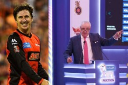 Ipl Mega Auction Brad Hogg Reveals 4 Players Who Will Be Retained By Royal Challengers Bangalore