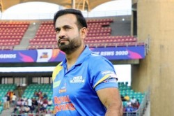 Very Cool Boy Always Laughing Irfan Pathan Became A Fan Of The Shikhar Dhawan