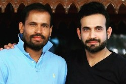 Irfan Pathan Yousuf Pathan Continues To Help Poor People Donated Solar Lights In A Village Of Vadoda