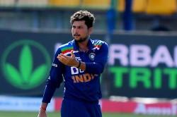 India Vs Sri Lanka Odi Kuldeep Yadav Credits Rahul Dravid After His Comeback