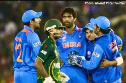 Munaf Patel Hilarious Reply On What Did He Say To Mohammad Hafeez In 2011 Wc Semifinal