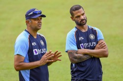 India Vs Sri Lanka Devdutt Paddikkal Nitish Rana Chetan Sakariya Praises Rahul Dravid Want To Learn