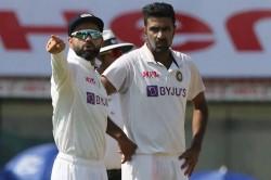 Kohli Did Not Demand 3 Matches For Wtc Final Ashwin Revealed